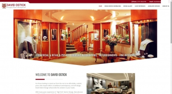 David Ostick Design & Project Management