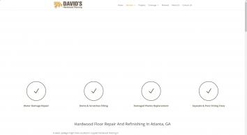 Hardwood Floor Repair Atlanta GA | Water Damage Flooring Repair