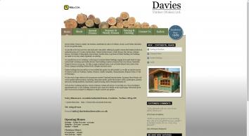 Davies Timber Wales Ltd