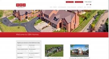 DBA Homes (Morville) Limited