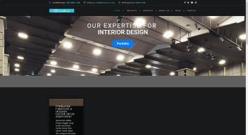 DBC Interior Bandung - Custom Furniture & Build Interior Design