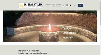 D. Bryant Garden Maintenance Gardening and Landscaping in Bournemouth and Poole