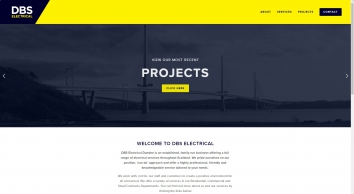 Electricians In Dundee — DBS Electrical