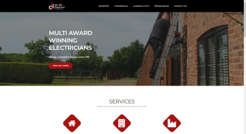 Award Winning Electricians in Beccles & Lowestoft | DCi Net Electrical