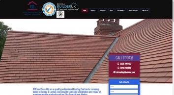 DCR Roofing Surrey