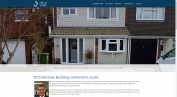 DCS Services: Builders & Contractors in Southend, Rochford, Essex