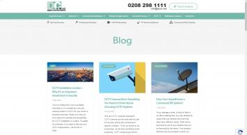 DCUK - TV, CCTV & Burglar Alarm Installers Kent