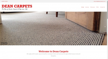 Dean Carpets - Supply and Fit Carpets, Vinyl and Rugs