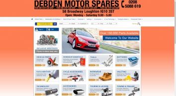 Debden Motor Spares Essex Ltd