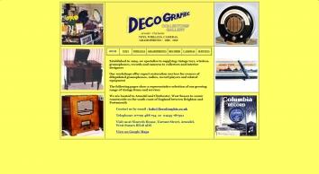 DecoGraphic Collectors\' Gallery