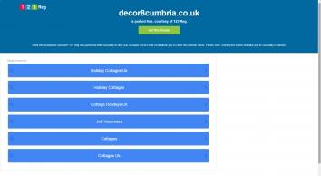 Decor8 Cumbria Home: Painter and Decorator based in Carlisle, Cumbria