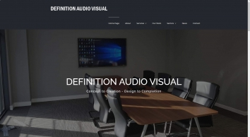 Audio Visual Installations - Sound Systems - Projector Installers