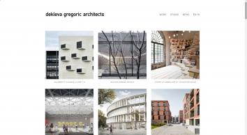 dekleva gregorič arhitekti