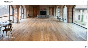 DELBASSO parquet | Pavimenti in legno artigianali 100% made in Italy