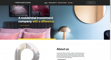 Delph Property Group: UK Residential Property Investment Company