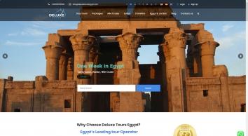 Deluxe Tours Egypt