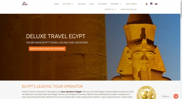 Deluxe Travel: Egypt Luxury Tours, Travel Agency in Egypt , Egypt Tours Packages & Holidays - Deluxe Travel Egypt