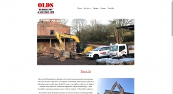 Olds Demolition and Salvage
