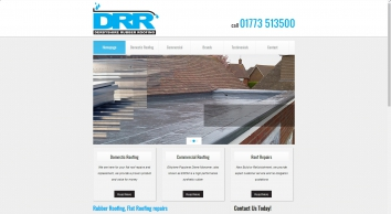 Rubber roofing Derby | Flat Roofing repairs Derby| Felt roofing Derby