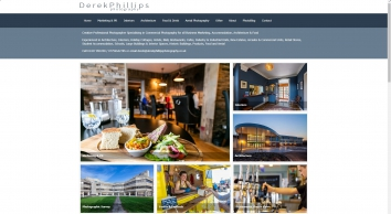 Derek Phillips Professional Photographer Wales - Cardiff, South Wales & Pembrokeshire