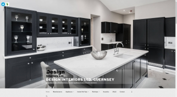 Design Interiors Ltd Guernsey. Kitchens, appliances & fitted furniture