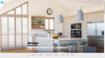 Design Interiors Ltd Guernsey. Kitchens, appliances & fitted furniture