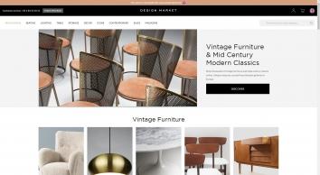 Design Market - Mobilier Vintage en ligne