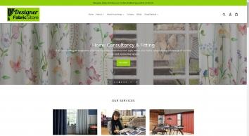 Designer Fabric Store | Fabric Retailers East Midlands