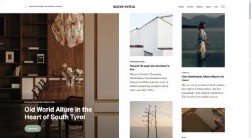 Design Hotels™ - Boutique & Luxury Design Hotel Collection