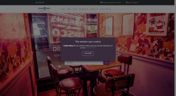 UK Nightlife Guide. Discover and book the best bars, restaurants, clubs and pubs in London, Manchester, Glasgow and beyond. | DesignMyNight