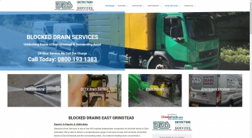 Detection Drain Services Ltd