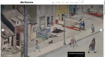 Home | deVeres Art Auctions