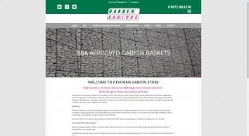 Gabion Landscaping Shop