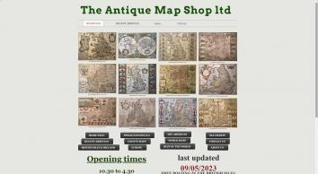 The Antique Map Shop Ltd