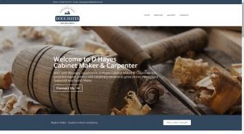 Doug Hayes Cabinet Maker | Carpenter Bolton | Joiner Bolton