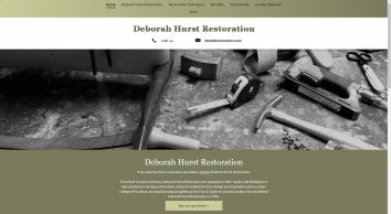D H Restoration, expert furniture restoration in Central and South London