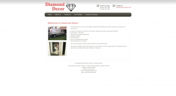 Glasgow Painters - Diamond Decor