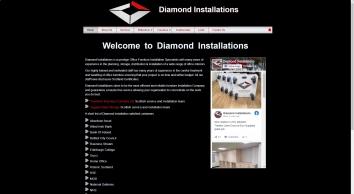 Diamond Installations