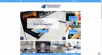 Diamond Oven Cleaning Services