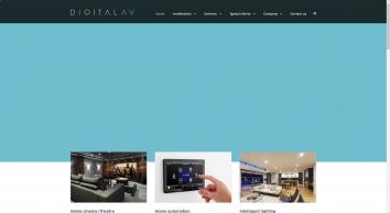 Digital AV - Simple, elegant solutions to complex challenges
