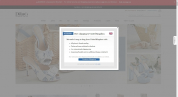 Dillard\'s - Official Site of Dillard\'s Department Stores - Dillards.com   The Style of Your Life