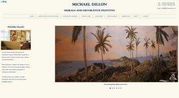 Michael Dillon Murals