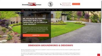 Dimension Driveways Patios Solihull