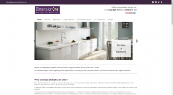 Dimension One Kitchens & Bedridden Ooms Ltd