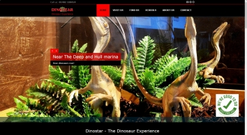 Dinostar - The Dinosaur Experience