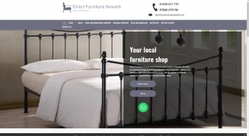 Expert furniture suppliers throughout Newark with Direct Furniture