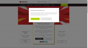 Direct Line Insurance - 99% of Customers Would Buy Again
