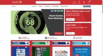 Discounted Heating at Wolseley