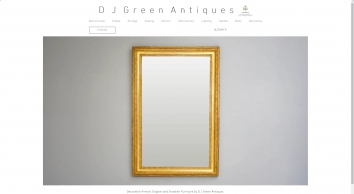 Decorative Antiques and Furniture   D J Green Antiques   England