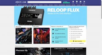 DJ Equipment | DJ Shop | DJ Gear | Disco Equipment - djkit.com